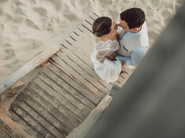 La boda de Daniel y Eva en Chiclana De La Frontera, Cádiz 211