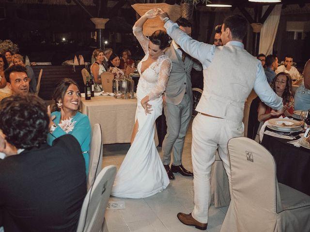 La boda de Daniel y Eva en Chiclana De La Frontera, Cádiz 223