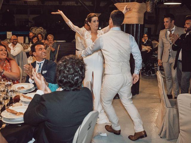 La boda de Daniel y Eva en Chiclana De La Frontera, Cádiz 224