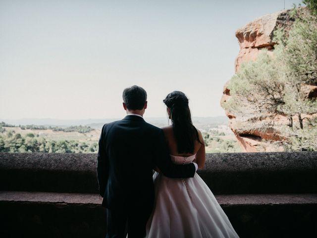 La boda de Oriol y Silvia en Falset, Tarragona 7