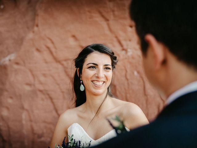 La boda de Oriol y Silvia en Falset, Tarragona 8