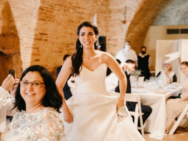 La boda de Oriol y Silvia en Falset, Tarragona 10