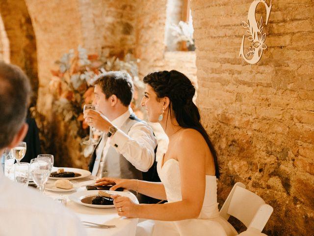 La boda de Oriol y Silvia en Falset, Tarragona 14