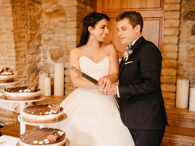 La boda de Oriol y Silvia en Falset, Tarragona 16