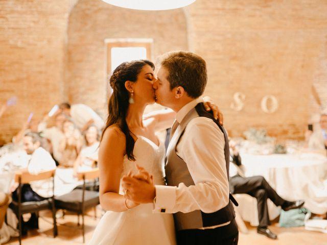 La boda de Oriol y Silvia en Falset, Tarragona 21