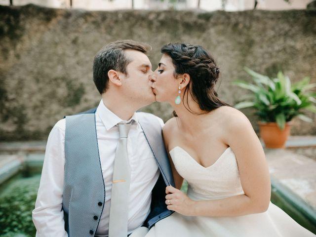 La boda de Oriol y Silvia en Falset, Tarragona 1