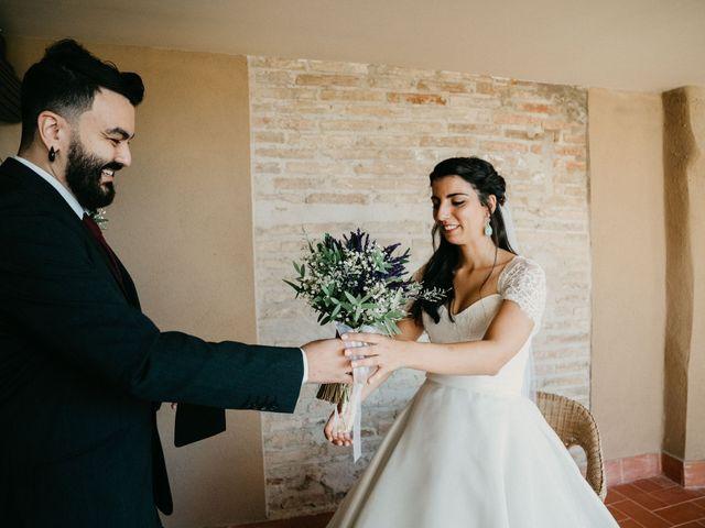La boda de Oriol y Silvia en Falset, Tarragona 33