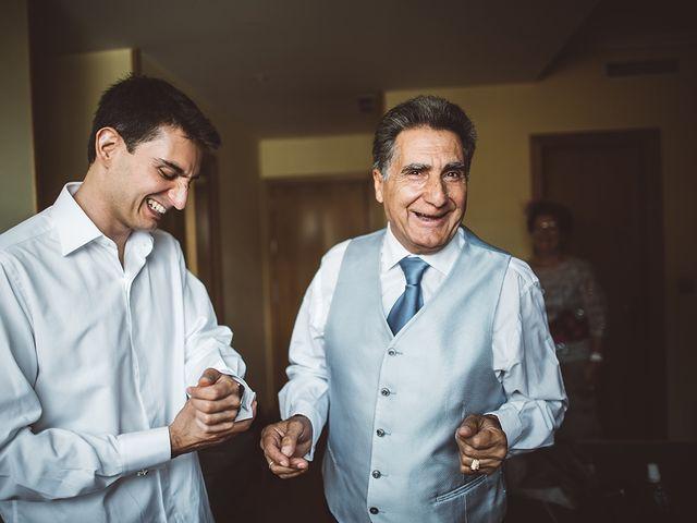 La boda de Miguel y Alejandra en Guadarrama, Madrid 6