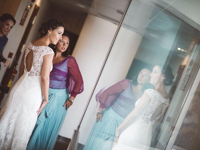 La boda de Miguel y Alejandra en Guadarrama, Madrid 25