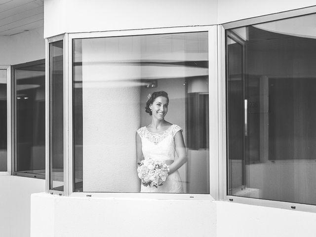 La boda de Miguel y Alejandra en Guadarrama, Madrid 28
