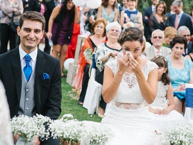 La boda de Miguel y Alejandra en Guadarrama, Madrid 42