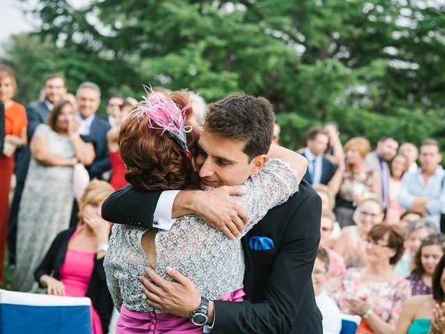 La boda de Miguel y Alejandra en Guadarrama, Madrid 43
