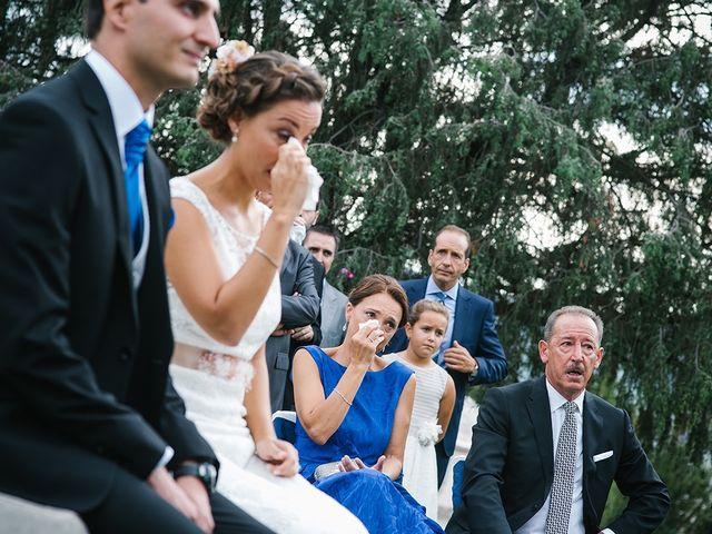 La boda de Miguel y Alejandra en Guadarrama, Madrid 45