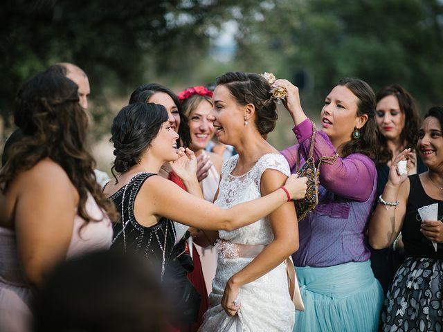 La boda de Miguel y Alejandra en Guadarrama, Madrid 47