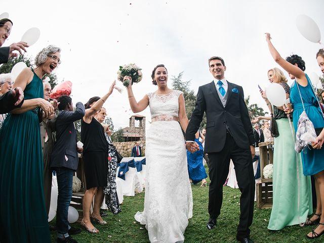 La boda de Miguel y Alejandra en Guadarrama, Madrid 51