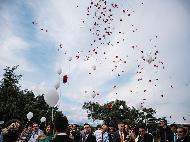 La boda de Miguel y Alejandra en Guadarrama, Madrid 52