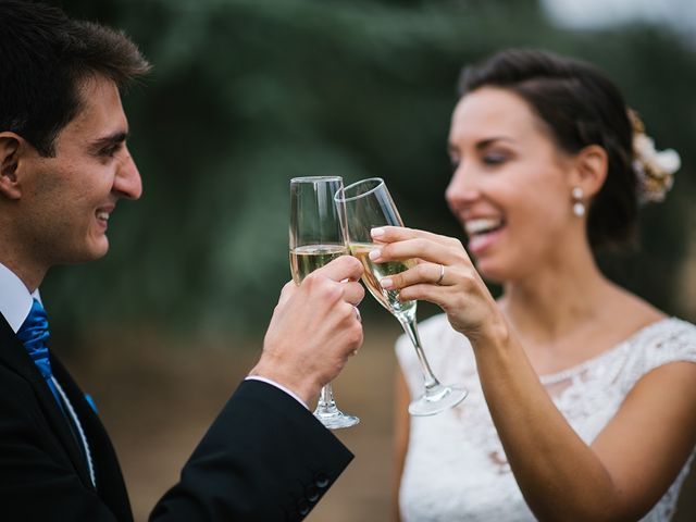 La boda de Miguel y Alejandra en Guadarrama, Madrid 55