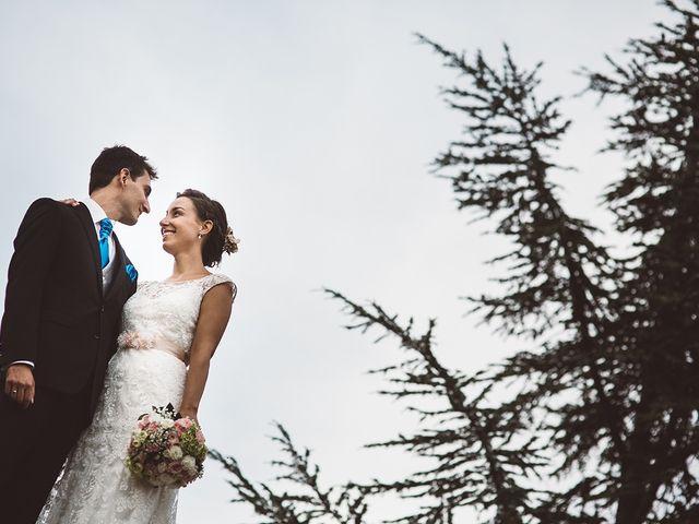La boda de Miguel y Alejandra en Guadarrama, Madrid 56