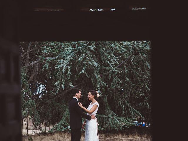 La boda de Miguel y Alejandra en Guadarrama, Madrid 59