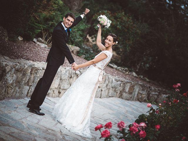 La boda de Miguel y Alejandra en Guadarrama, Madrid 64