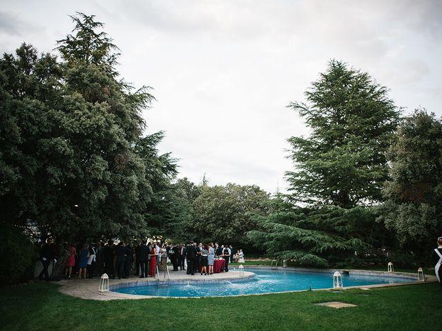 La boda de Miguel y Alejandra en Guadarrama, Madrid 68