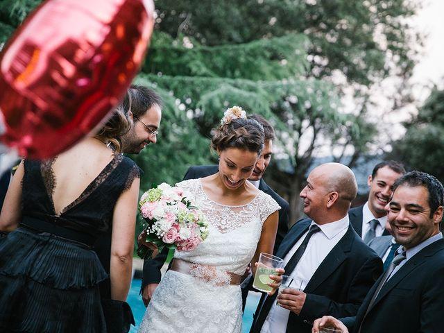 La boda de Miguel y Alejandra en Guadarrama, Madrid 71