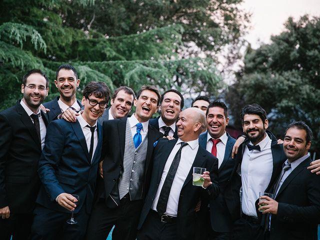 La boda de Miguel y Alejandra en Guadarrama, Madrid 72