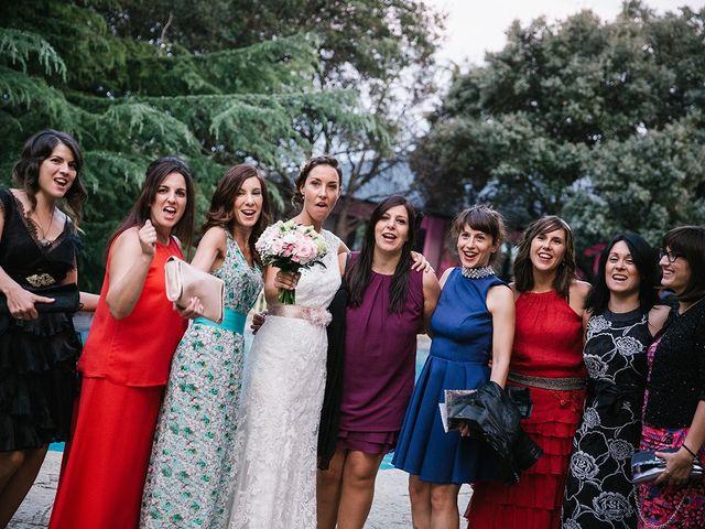 La boda de Miguel y Alejandra en Guadarrama, Madrid 73