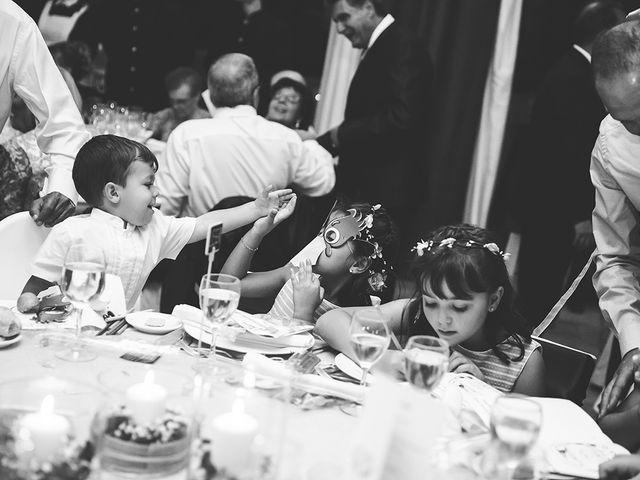 La boda de Miguel y Alejandra en Guadarrama, Madrid 74