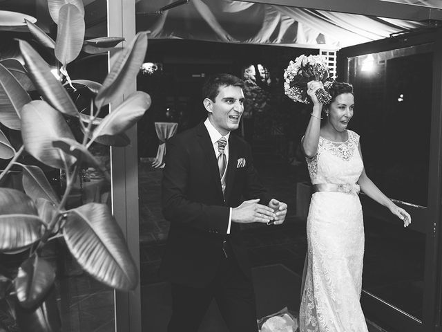 La boda de Miguel y Alejandra en Guadarrama, Madrid 76