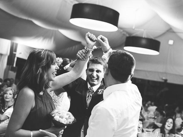 La boda de Miguel y Alejandra en Guadarrama, Madrid 78