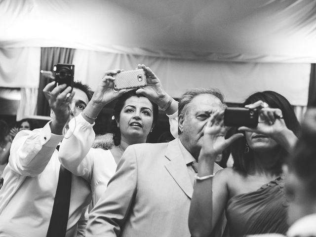 La boda de Miguel y Alejandra en Guadarrama, Madrid 83