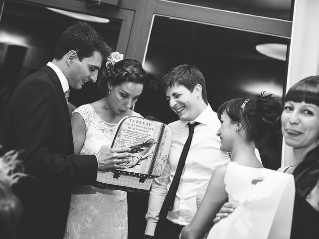 La boda de Miguel y Alejandra en Guadarrama, Madrid 91