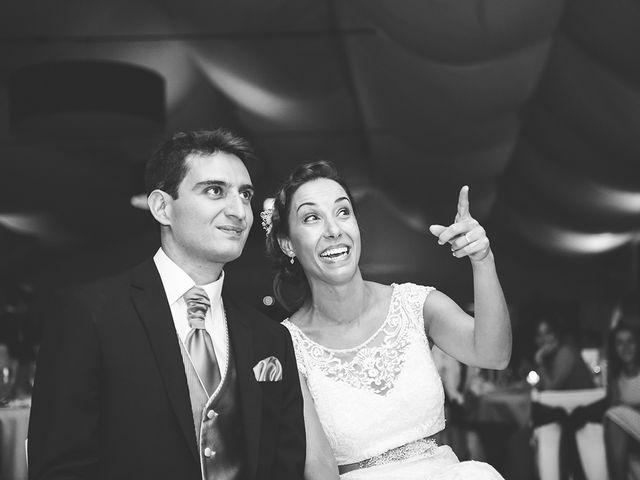 La boda de Miguel y Alejandra en Guadarrama, Madrid 94