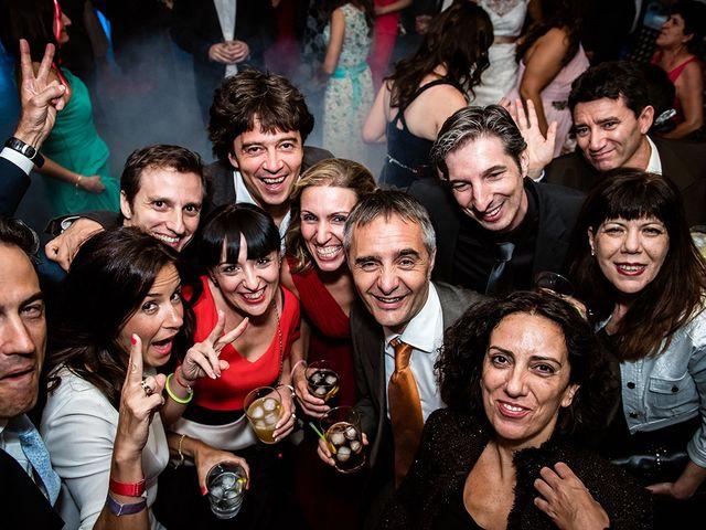 La boda de Miguel y Alejandra en Guadarrama, Madrid 107