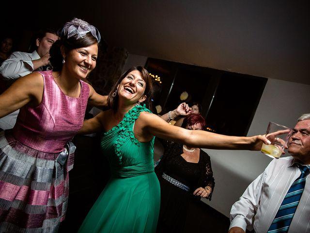 La boda de Miguel y Alejandra en Guadarrama, Madrid 113
