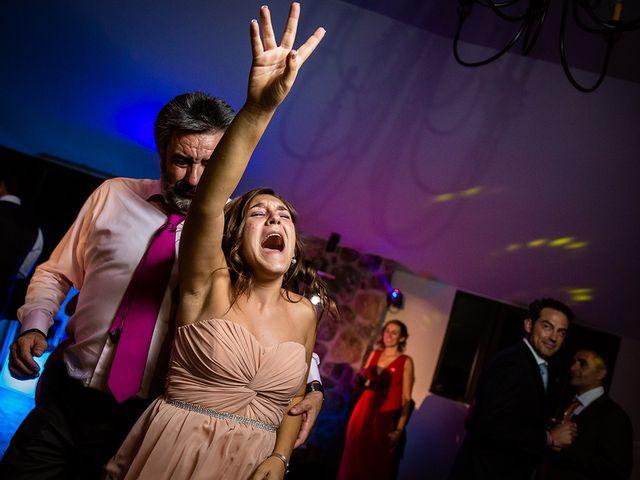 La boda de Miguel y Alejandra en Guadarrama, Madrid 116
