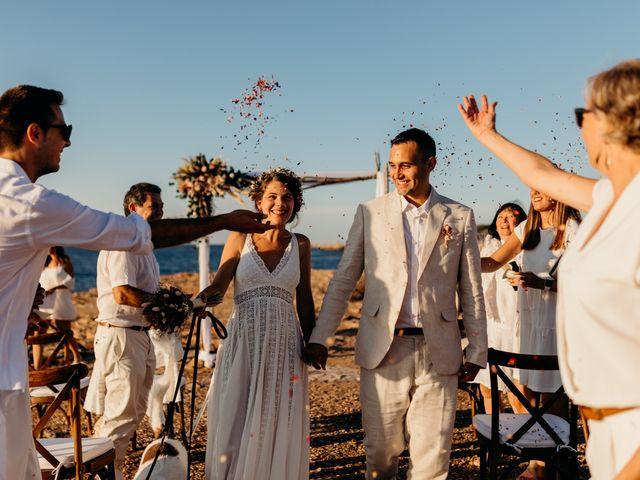 La boda de Raul y Anna en Cala Conta, Islas Baleares 1