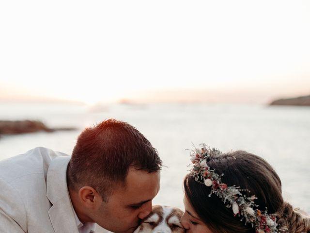 La boda de Raul y Anna en Cala Conta, Islas Baleares 5