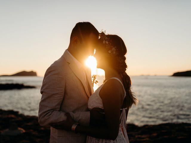 La boda de Raul y Anna en Cala Conta, Islas Baleares 2