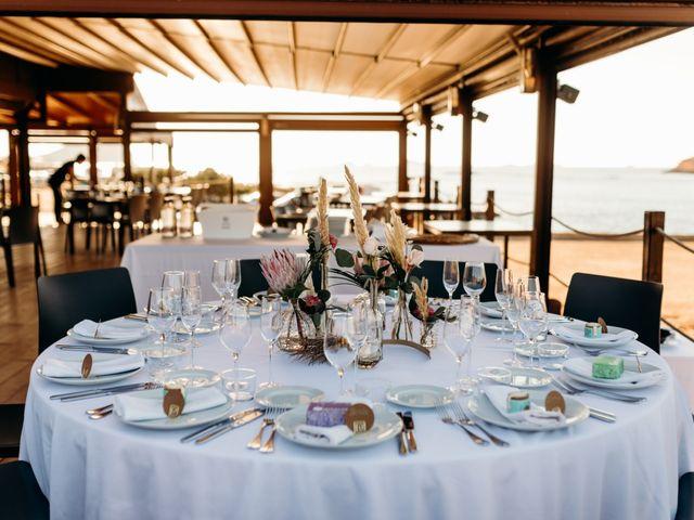 La boda de Raul y Anna en Cala Conta, Islas Baleares 8