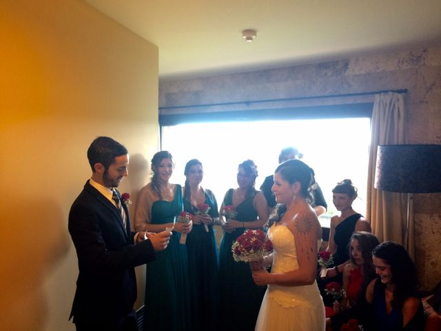 La boda de Jordi y Cristina en Besalu, Girona 5