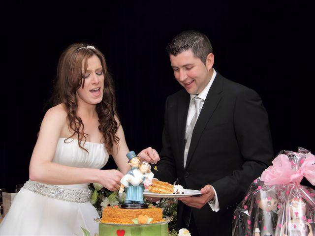 La boda de Juanjo y Tania en Hoznayo, Cantabria 9