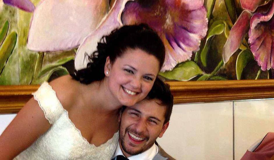La boda de Brian y Cris en Vila De Cruces, Pontevedra