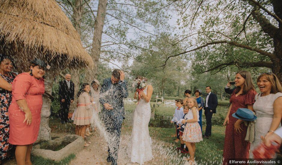 La boda de Adrián y Silvia en Alfoz (Alfoz), Lugo