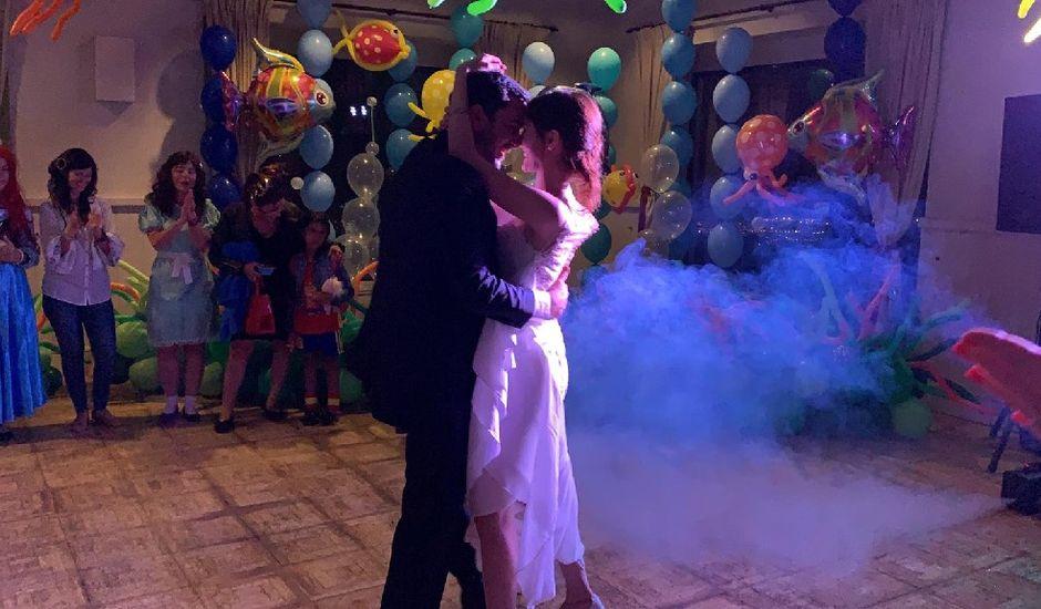 La boda de Idaira y Ivan en Santa Brigida, Las Palmas