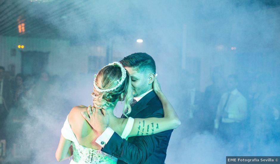 La boda de Fernando y Irene en La Puebla Del Rio, Sevilla