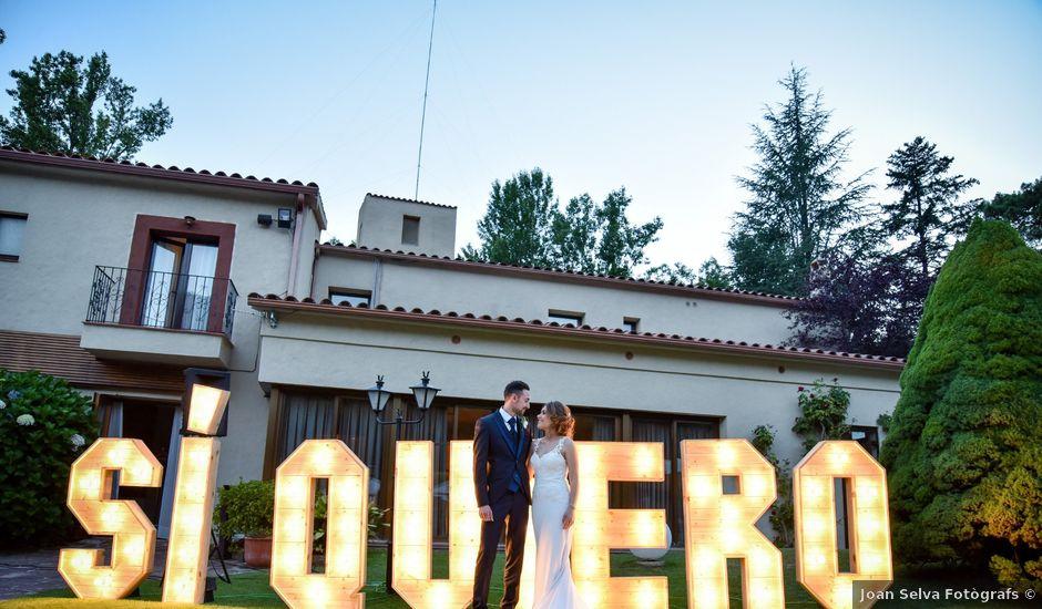 La boda de Jennifer y Albert en Montseny, Barcelona