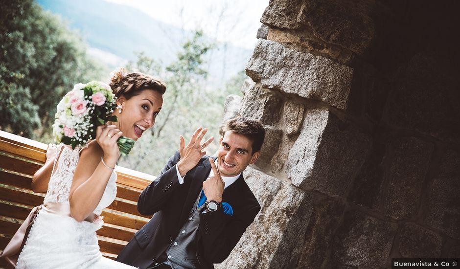 La boda de Miguel y Alejandra en Guadarrama, Madrid