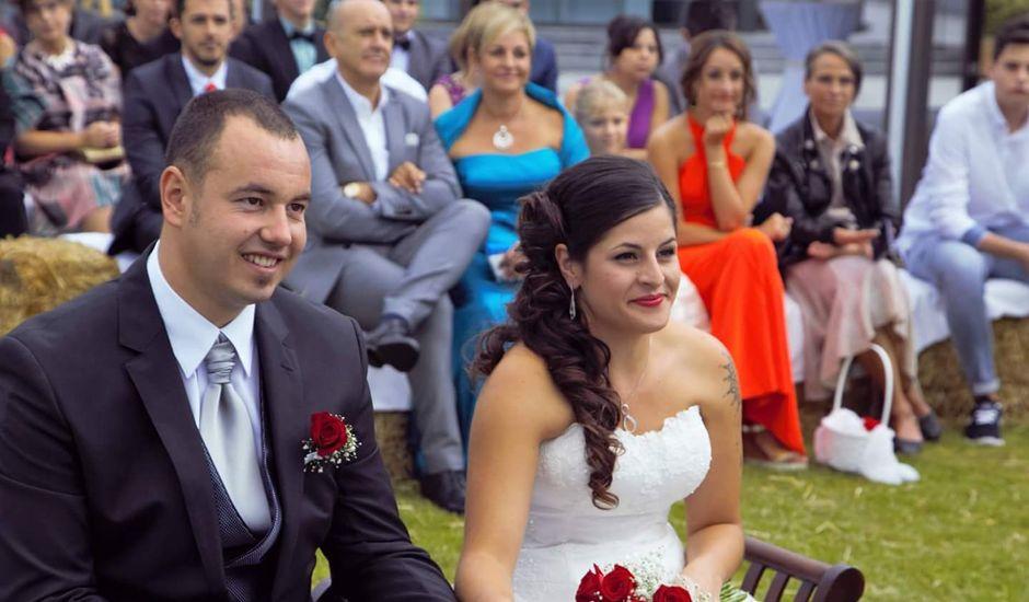La boda de Jordi y Cristina en Besalu, Girona